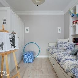 简洁美式儿童房装修