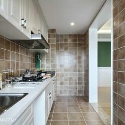 家装现代风格厨房效果图欣赏