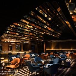 意大利餐厅吊顶设计