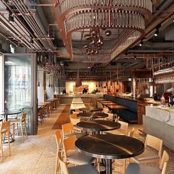 意大利餐厅设计案例