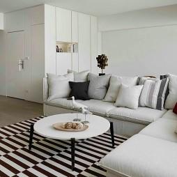 最新现代风格客厅装修
