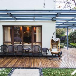 家装现代中式风格花园设计