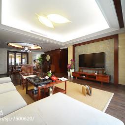 精美中式风格客厅设计