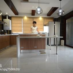 大气中式风格厨房设计