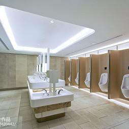 贵宾影厅洗手间设计