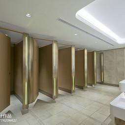 贵宾影厅洗手间装修