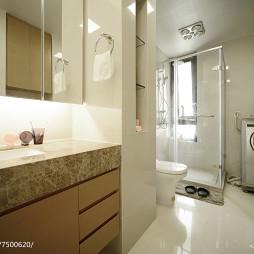 家装美式风格卫浴设计图片