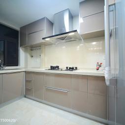 整洁混搭风格厨房设计