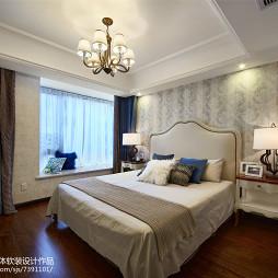 淡雅新古典风格卧室装修