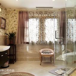 家居混搭风格卫浴图片