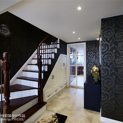 东南亚风格楼梯装修