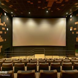 百丽宫电影城观影室设计
