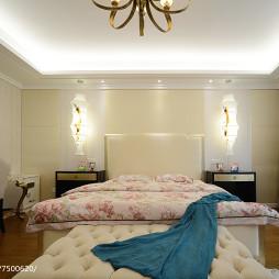 清雅混搭风格卧室设计