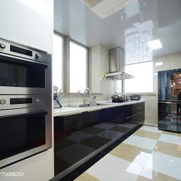 混搭风格别墅厨房装修