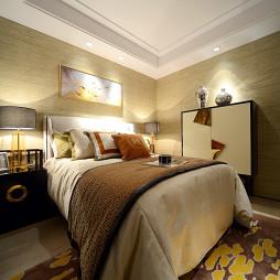 舒适东南亚风格卧室装修
