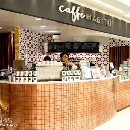 连锁咖啡厅装修