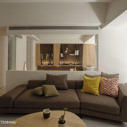 2017最新现代风格客厅装修