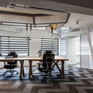 办公空间会议间装修