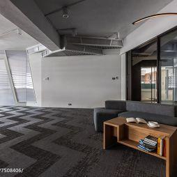 办公室休息区装修图