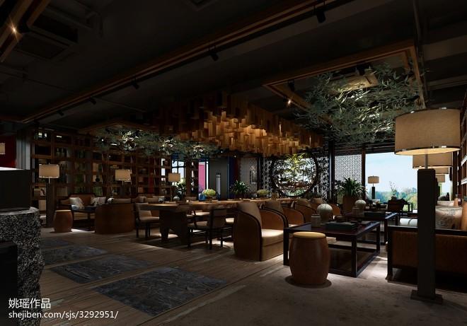 运河森林公园咖啡厅_2542626
