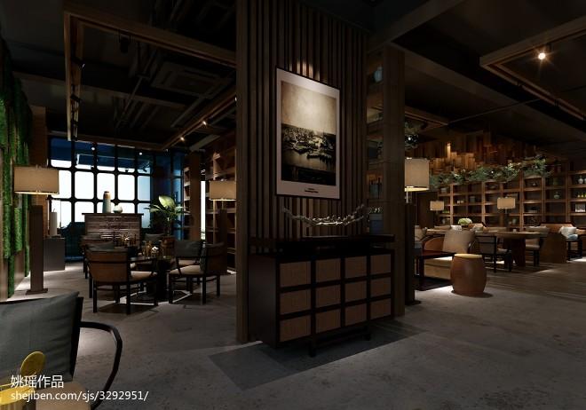 运河森林公园咖啡厅_2542633