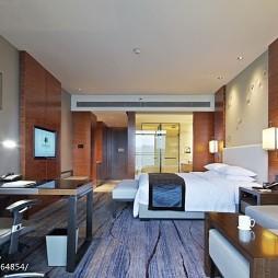 广州希尔顿酒店客房装修