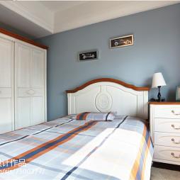 最新美式风格卧室布置