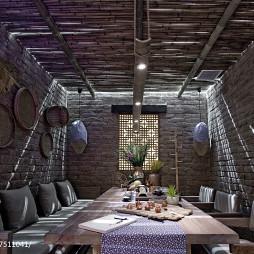 朴素中餐厅设计