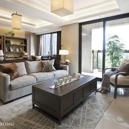 最新中式风格客厅装修