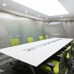 星火教育办公空间会议室设计