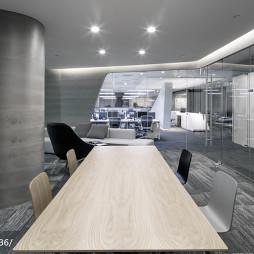 星火教育办公室设计案例