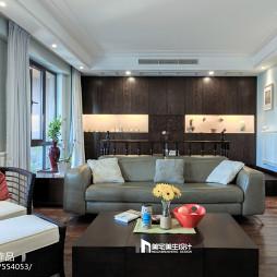 精致中式風格客廳裝修