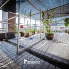中式风格空中花园装修