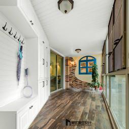 家居美式创意玄关设计