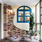 美式风格创意阳台设计