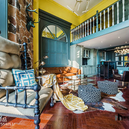 创意混搭风格客厅设计