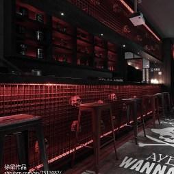 海盗鲜生酒吧设计