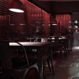 主题酒吧座位布置