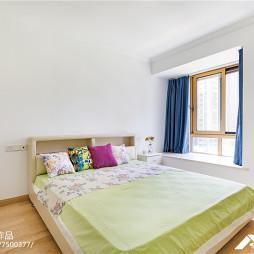 简约地中海风卧室设计