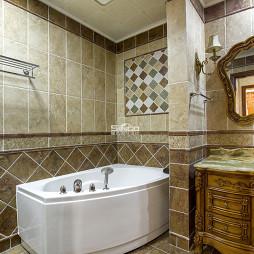 家居美式卫浴装修