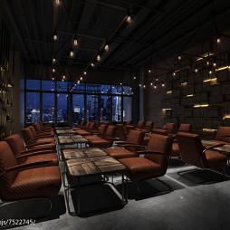 等待海明威·工业码头风格酒吧设计_2548339