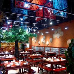 中国风餐厅设计