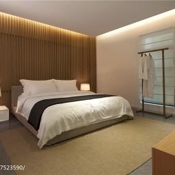 素雅酒店客房设计