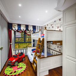 童趣混搭风格儿童房设计