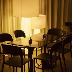 域酒店客房小餐厅设计