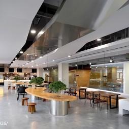 猎豹移动全球总部休闲区装修