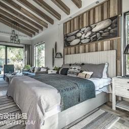 混搭风格创意卧室装修
