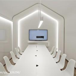 设计公司会议室设计