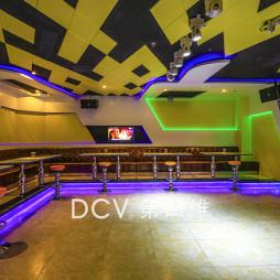 酒吧式主题KTV包厢设计