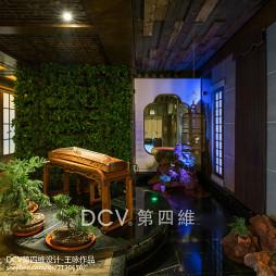 新中式主题餐厅景观